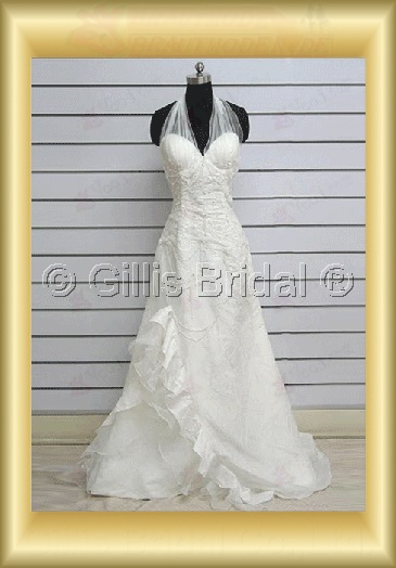 Gillis bridal Wholesale - Wedding Dress Sold by Gillis Bridal Co., Ltd. http://www.gillisbridal.com/ [ admin_ceo@gillisbridal.com ]gillis0735