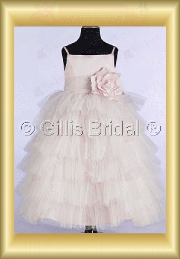 Wholesale chiffon Spaghetti Straps with Empire A line Mini Skirt Beach Wedding Gown - Sold by Gillis Bridal Co., Ltd. Any Size and Colors available Any Gillis Bridal 30131