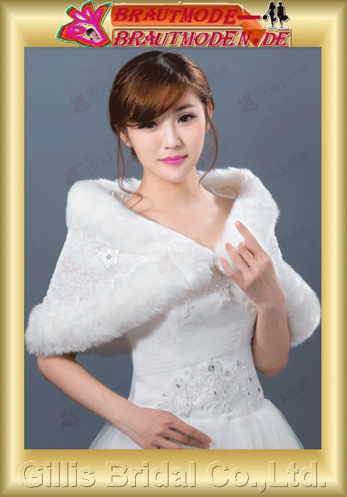 Wholesale Chiffon Strapless Straight Neckkine A line Skirt Chapel Train Elegant Wedding Dress - Sold by Gillis Bridal Co., Ltd. Any Size and Colors available Any Gillis Brid