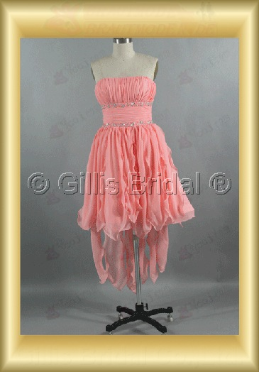 Chiffon pleated ruffle Fold Flouncing floating tablets Beading embroidery Knee-length Exquisite 100695