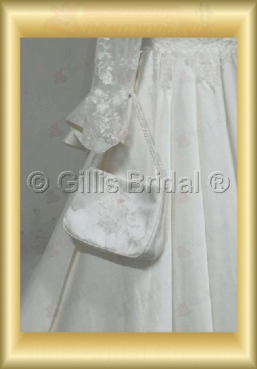 wedding dress bridal gown lace long sleeve Monarch Royal Exquisite 100767