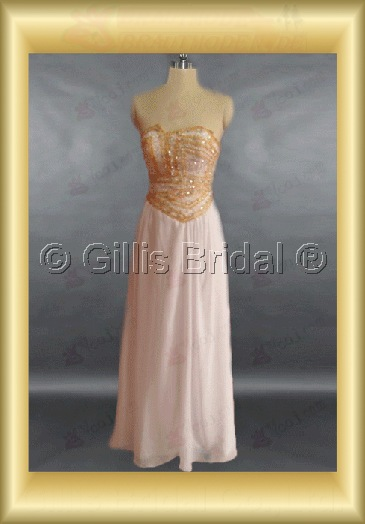 Chiffon First-class satin(To395#Satin) Embroidery beaded Beading Paillette Sequins Sequined Draped strapless Long dress Sweep Brush inexpensive custom maker factory - Wholesale dresses for weddings the wedding dress weddings dress wedding Dresses wedding