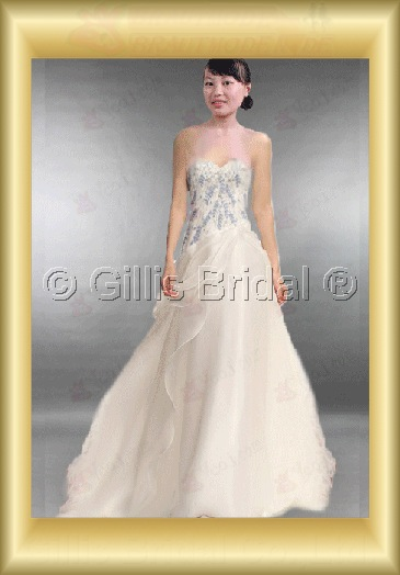 Gillis bridal Wholesale - Wedding Dress Sold by Gillis Bridal Co., Ltd. http://www.gillisbridal.com/ [ admin_ceo@gillisbridal.com ]gillis20550