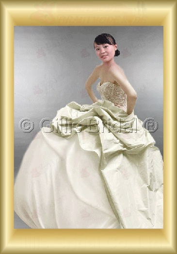 Gillis bridal Wholesale - Wedding Dress Sold by Gillis Bridal Co., Ltd. http://www.gillisbridal.com/ [ admin_ceo@gillisbridal.com ]gillis20555
