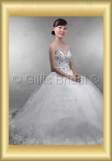 Gillis bridal Wholesale - Wedding Dress Sold by Gillis Bridal Co., Ltd. http://www.gillisbridal.com/ [ admin_ceo@gillisbridal.com ]gillis20559