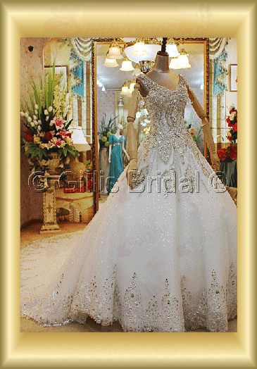 Organza lace beads Embroidery beaded Beading embroidery Off-the-shoulder Monarch Royal Exquisite 3656