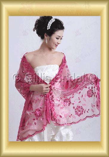 wedding supplies Stole Shawl Bridal Accessories 3806