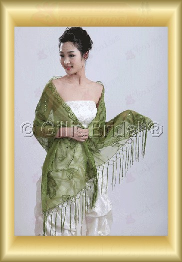 wedding supplies Stole Shawl Bridal Accessories 3809