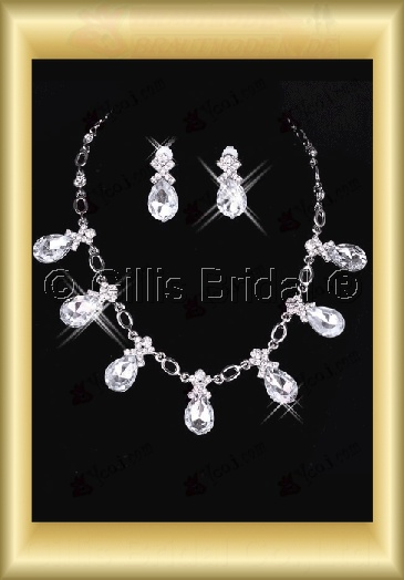 Accessories Bridal Accessories Necklace Jewelry Wedding Jewelry Sets 3818