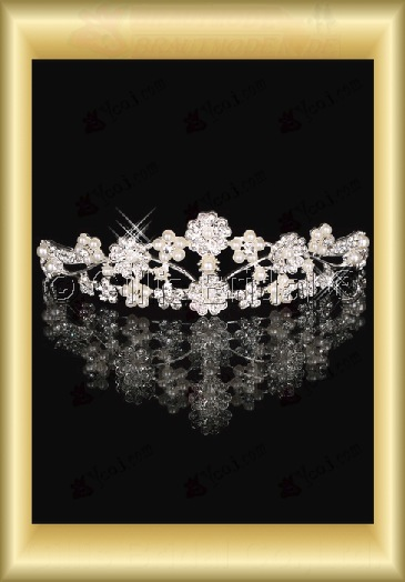 Accessories Crown Bridal Accessories Tiaras & Hair Access Wedding Jewelry Sets 3827