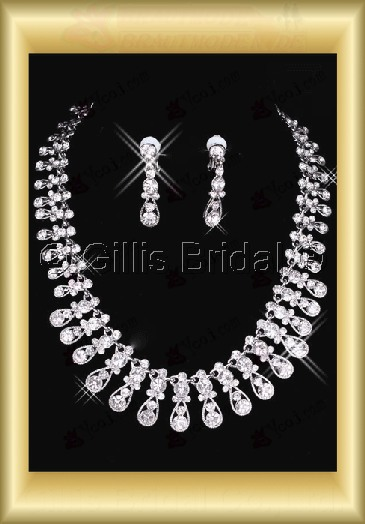 Accessories Bridal Accessories Necklace Jewelry Wedding Jewelry Sets 3833