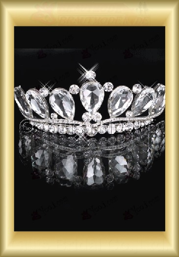 Accessories Crown Bridal Accessories Tiaras & Hair Access Wedding Jewelry Sets 3848
