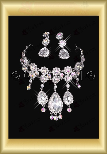 Gillis 3852 Accessories Bridal Accessories Necklace Jewelry Wedding Jewelry Sets 3852