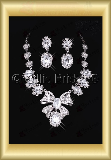 Accessories Bridal Accessories Necklace Jewelry Wedding Jewelry Sets 3853