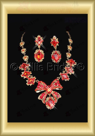 Accessories Bridal Accessories Necklace Jewelry Wedding Jewelry Sets 3854