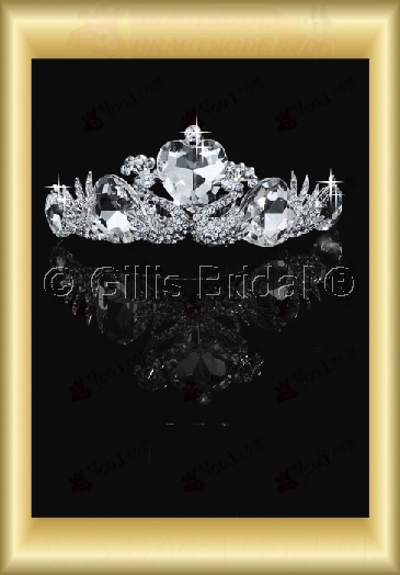 tiara Crown Bridal Accessories Crown Wedding Jewelry Sets 3879