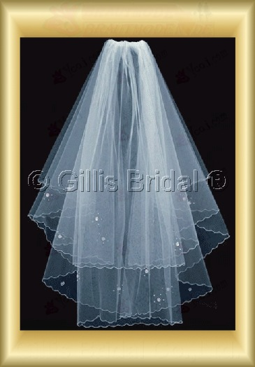 veil Bridal Accessories Bridal Veils 4001