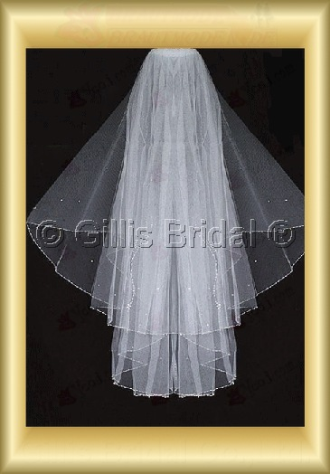 veil Bridal Accessories Bridal Veils 4003
