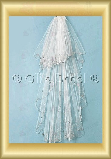 veil Bridal Accessories Bridal Veils 4004