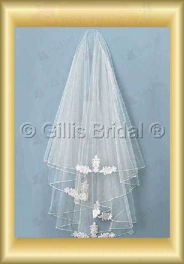 veil Bridal Accessories Bridal Veils 4006