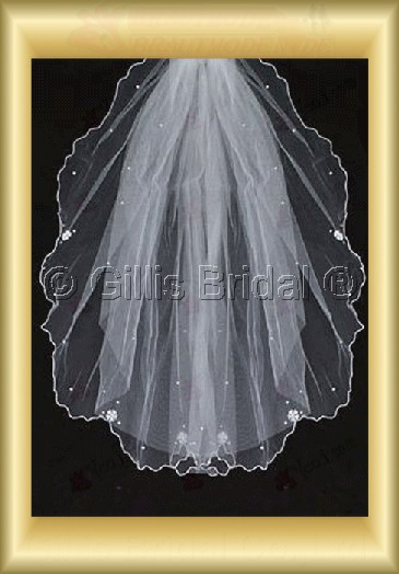 veil Bridal Accessories Bridal Veils 4009