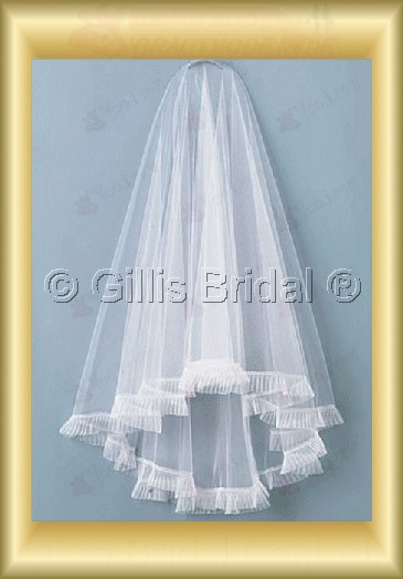 veil Bridal Accessories Bridal Veils 4010