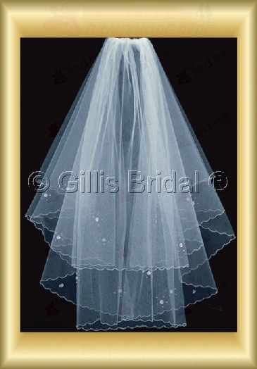 veil Bridal Accessories Bridal Veils 4011