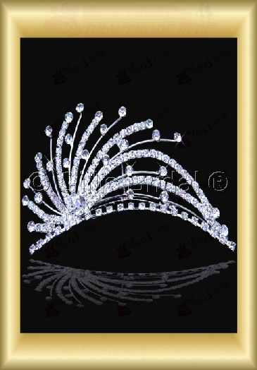 Crown Bridal Accessories Crown Necklace 4013