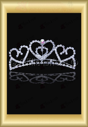 Crown Bridal Accessories Crown Necklace 4016