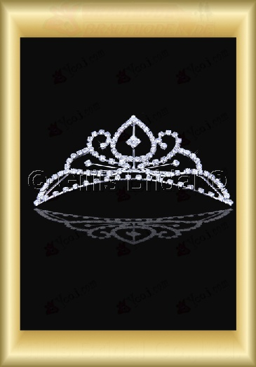 Crown Bridal Accessories Crown Necklace 4017