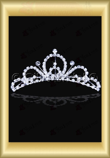 Crown Bridal Accessories Crown Necklace 4021