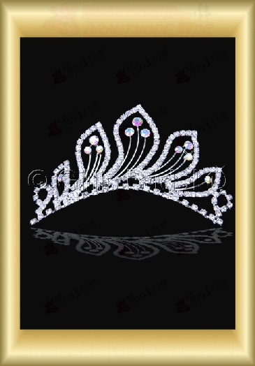 Crown Bridal Accessories Crown Necklace 4022