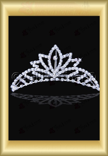 Crown Bridal Accessories Crown Necklace 4026