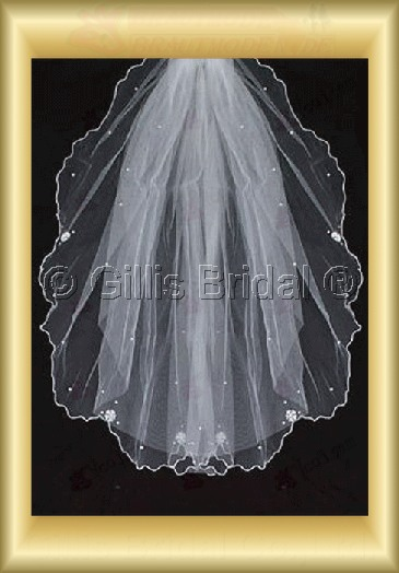 veil Bridal Accessories Bridal Veils 4032
