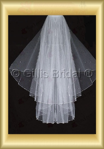 veil Bridal Accessories Bridal Veils 4034