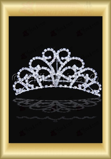 Crown Bridal Accessories Crown Necklace 4035