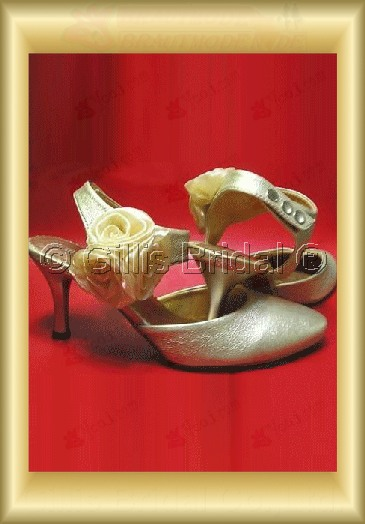 Shoes Bridal Accessories Wedding shoes shoes 4049