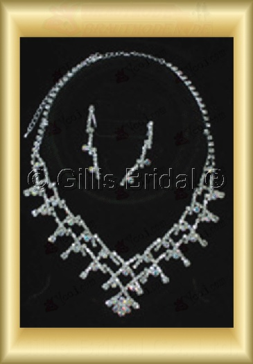Wedding Accessories Necklace Wedding Jewelry Sets 4247