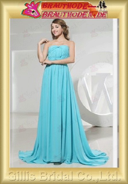 bridesmaid Bridesmaid Dresses Bridesmaids a-line prom dress Colors As shown in figure Light Sky Blue gillis800111