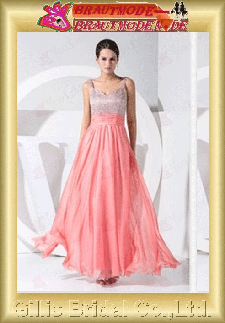 evening gowns ball Ball Gown Prom Dresses Ball Gown prom dresses Graduation Dresses ruffle Colors As shown in figure Pearl Pink gillis800279