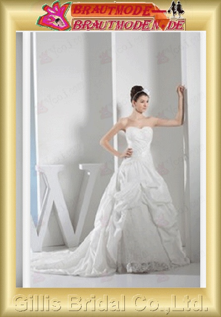 A-line bridal gowns A-line wedding dresses Strapless Wedding Dresses Strapless bridal gowns ruffle gillis800335