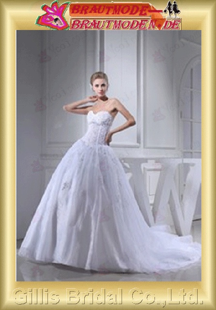 Monarch Royal A-line backless Open back Exquisite modest elegant elegant A-line bridal gowns A-line wedding dresses Strapless Wedding Dresses Strapless bridal gowns White gillis800362
