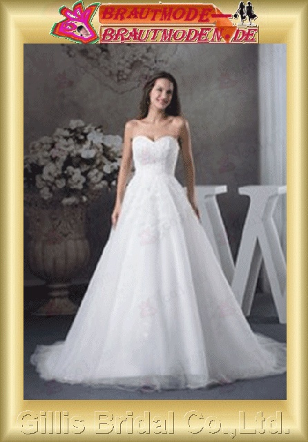 bandage strapless A-line Exquisite elegant modest elegant A-line bridal gowns A-line wedding dresses Strapless Wedding Dresses Strapless bridal gowns bridal White 800443