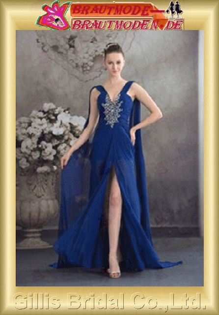 Chiffon pleated ruffle Fold Vertically Draped Flouncing floating tablets beads Embroidery beaded Beading embroidery Off-the-shoulder Sweep Brush backless Open back A-line Simple Exquisite modest prom dresses evening dresses ball Ball 800839