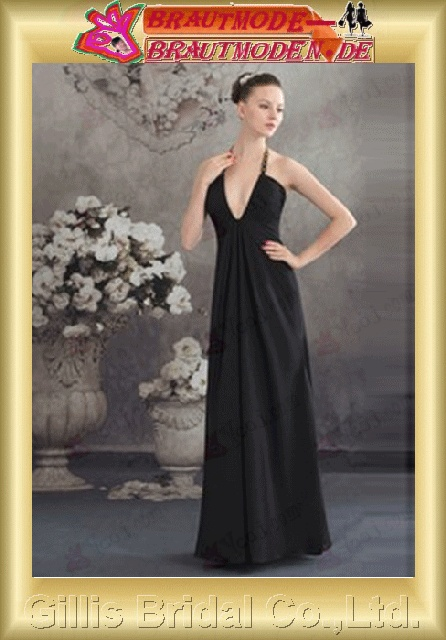 Chiffon pleated ruffle Fold Vertically Draped Halter Long dress Floor-length backless Open back A-line backless Open back Simple Exquisite Fashion elegant dresses prom dresses evening dresses prom dresses 800854