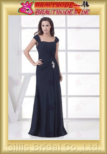 Chiffon pleated ruffle Fold Vertically Draped Applique appliqued appliques Off-the-shoulder Floor-length backless Open back A-line backless Open back Simple Exquisite elegant modest dresses prom dresses evening dresses prom dresses ball 800917
