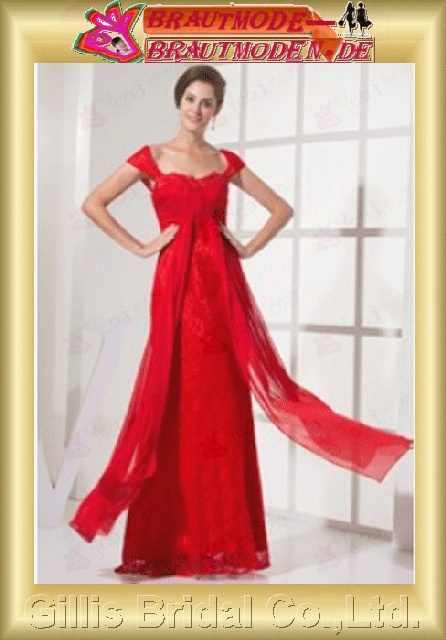 Chiffon lace pleated ruffle Fold Flouncing floating tablets sleeves Off-the-shoulder Floor-length A-line backless Open back Exquisite Simple dresses prom dresses evening dresses 800993